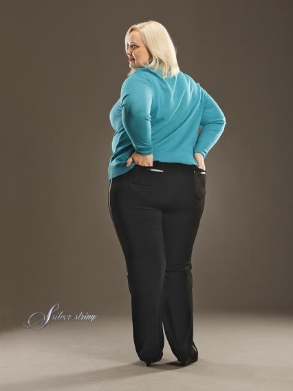 Брюки Больших Размеров Для Женщин